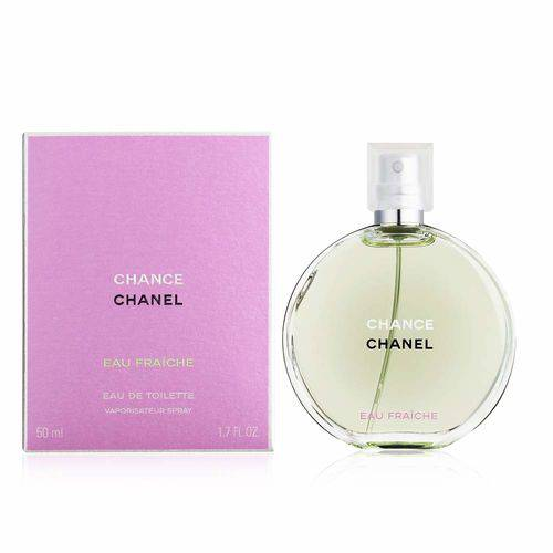 Perfume Chanel Chance Eau Fraîche Eau De Toilette Feminino 100 Ml
