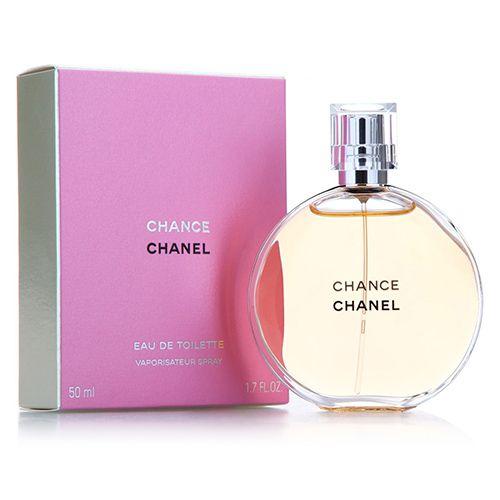 Perfume Chanel Chance Feminino Eau de Toilette