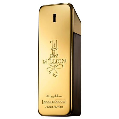 Perfume One Million Paco Rabanne  Masculino Eau de Toilette