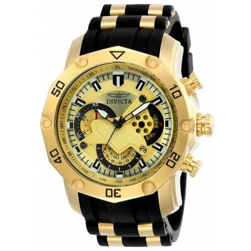 Relógio Invicta Pro Diver 23427 Preto Dourado