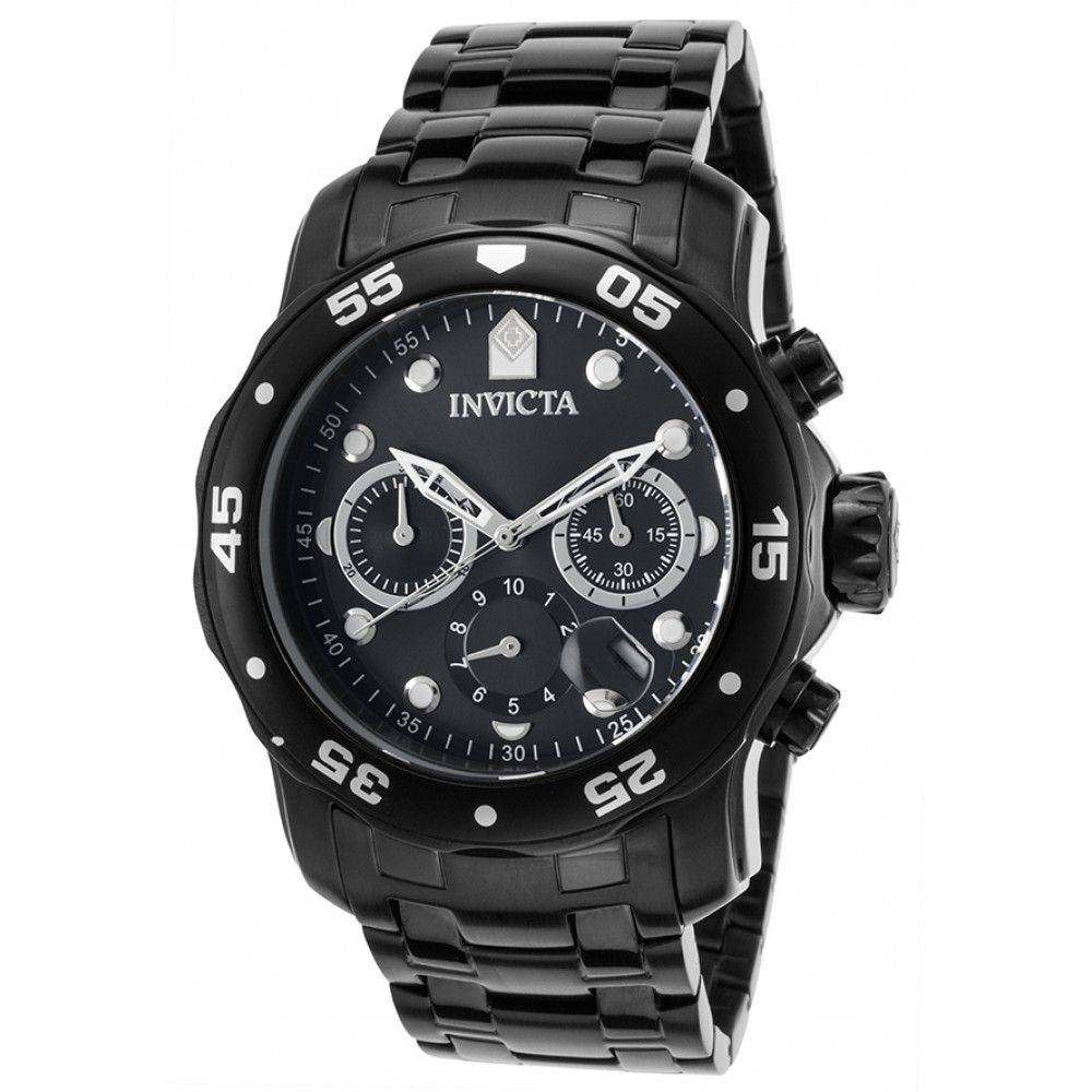 4db140f8b14 Relógio Masculino Invicta Modelo 21926 A Prova D` Água - Pura Vida ...