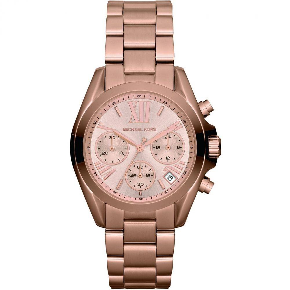 Relógio Michael Kors MK5799 Feminino Rose Gold
