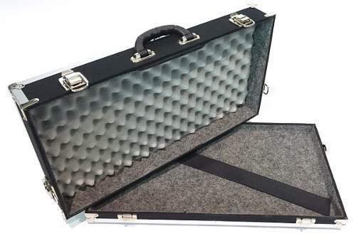 Case Pedal Board Para Pedais 50x30x10cm