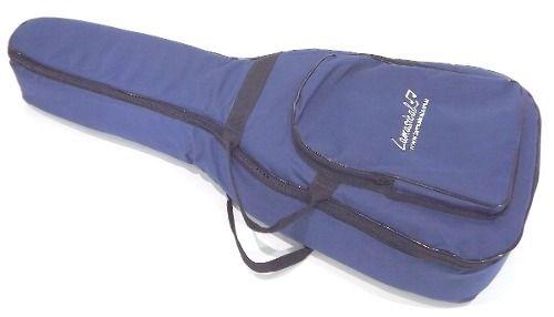 Bag Para Violão Folk - Extra Luxo Azul