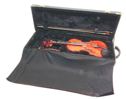 Estojo Para Violino Retangular 4/4 Master Luxo
