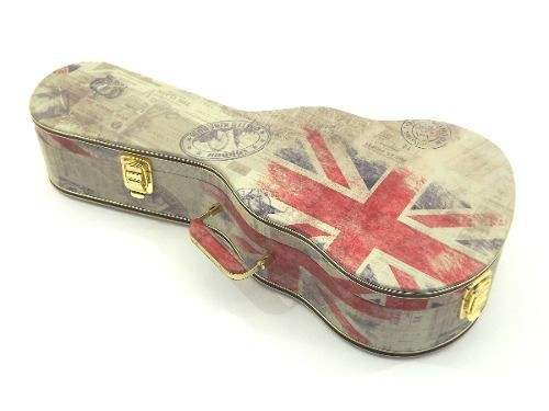 Estojo Case Para Ukulele Tenor London