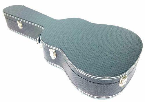 Case Para Violão Classico Luxo Courvin Quadri