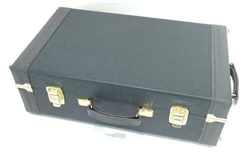Estojo Case Para Flugelhorn Master Luxo