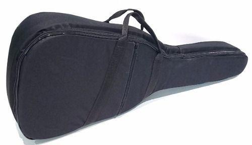 Bag Para Violão Clássico Luxo Almofadada Impermeável Oferta