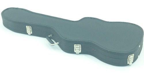 Estojo Case Para Guitarra Strato Super Luxo