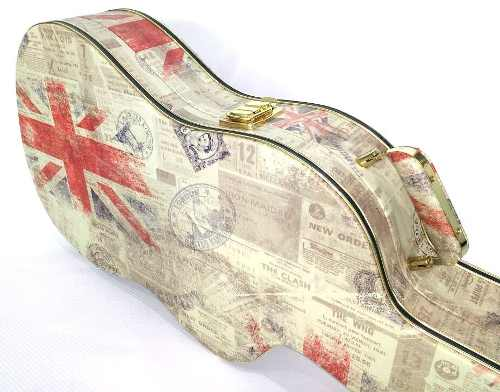 Estojo Case Para Guitarra Ibanez Inglaterra