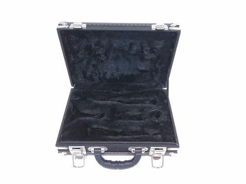Estojo Case Para Clarineta Desmontada Yamaha Super Luxo