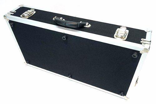 Case Para Pedais - Medidas 75x35x10cm - Nylon 600 E Aluminio