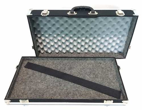 Case Pedais Pedaleiras Boss Line6 Gt10 Zoom