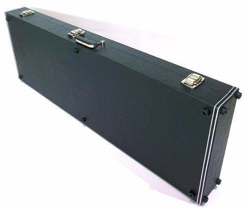 Case Guitarra Les Paul strato fender Silver