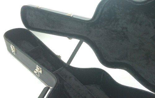 Case Para Violão Jumbo Takamine Tagima Luxo Fama