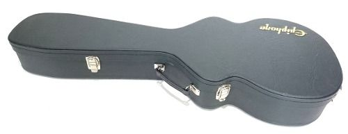Case Para Guitarra Les Paul Epiphone Milenium Pelúcia Cinza
