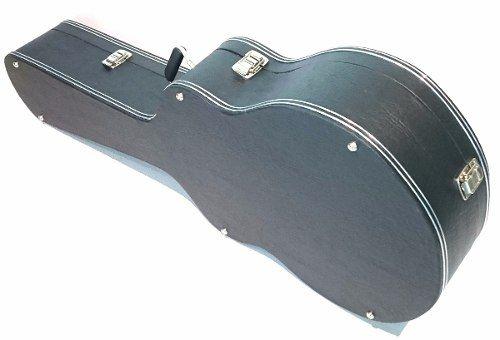 Case Para Violão Jumbo Takamine Epiphone Caramelo Luxo