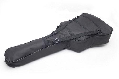 Bag Para Violão Clássico Nylon 600 (lona) Impermeável Fama