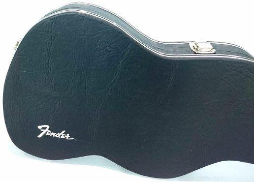 Estojo Case para Contrabaixo Formato J.bass Luxo Bordado Fender