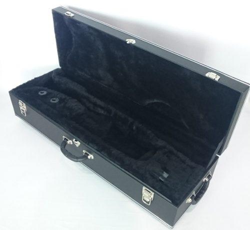 Estojo Case Para Trombone Médio Luxo