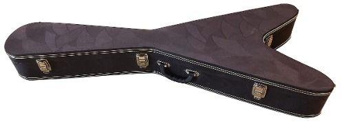 Estojo Case Para Guitarra Flying Em V Luxo