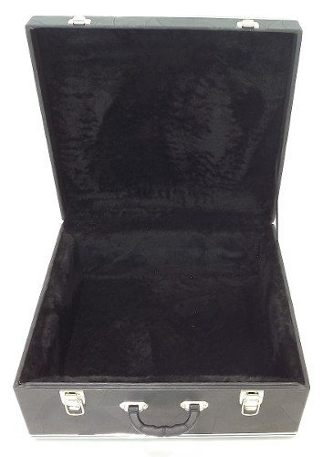 Case Para Acordeon 80 Baixos Quadrado Luxo