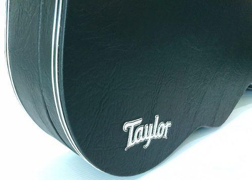 Case Para Violão Folk Luxo Bordado Taylor