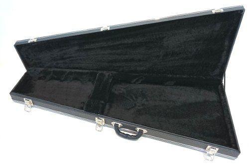 Estojo Case Luxo Para Guitarra Modelo Trapezoidal Luxo