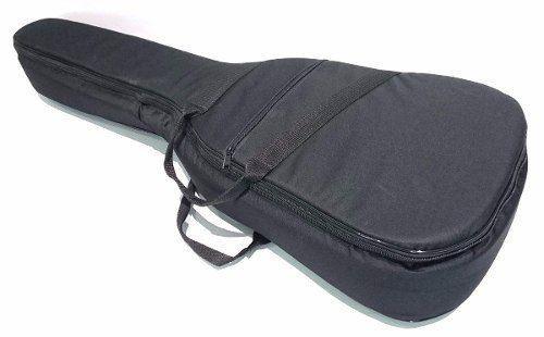 Bag Para Violão Folk Luxo Almofadada Impermeável