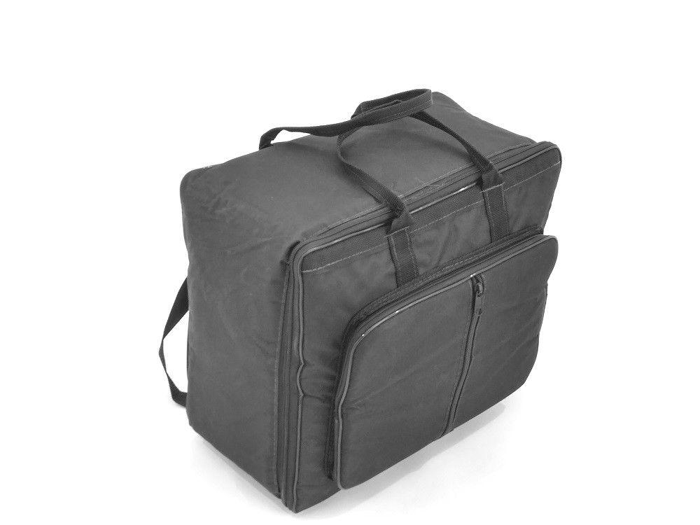 Capa Bag Para Acordeon Sanfona Gaita 120 Baixos Extra Luxo