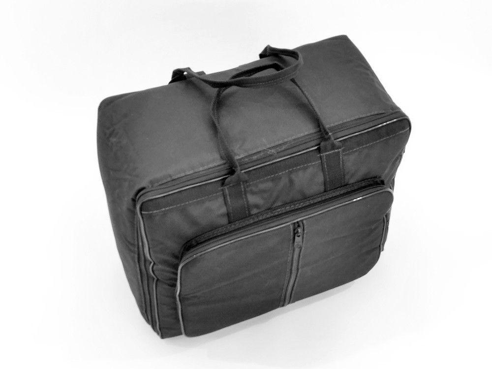 Capa Bag Para Acordeon Sanfona Gaita 48 Baixos Luxo