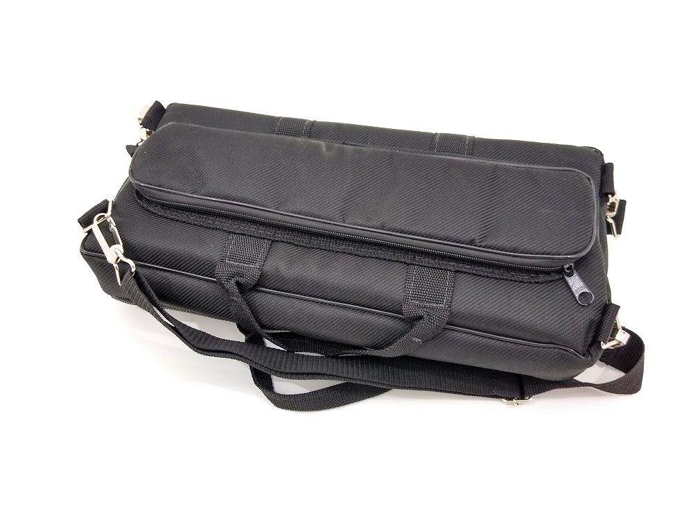 Capa Bag para Clarinete Repartição Externa Master Luxo
