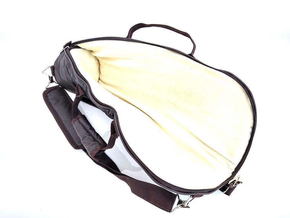 Capa Bag para Trompete Couro Ecológico