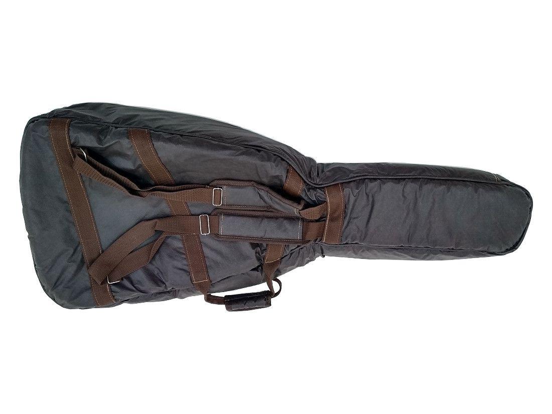 Capa Bag para Violão Folk Takamine Couro Ecológico