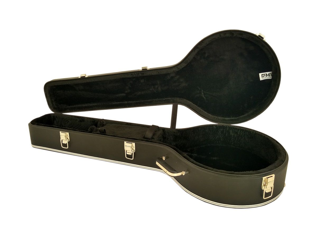 Case Para Banjo Country Americano  Luxo