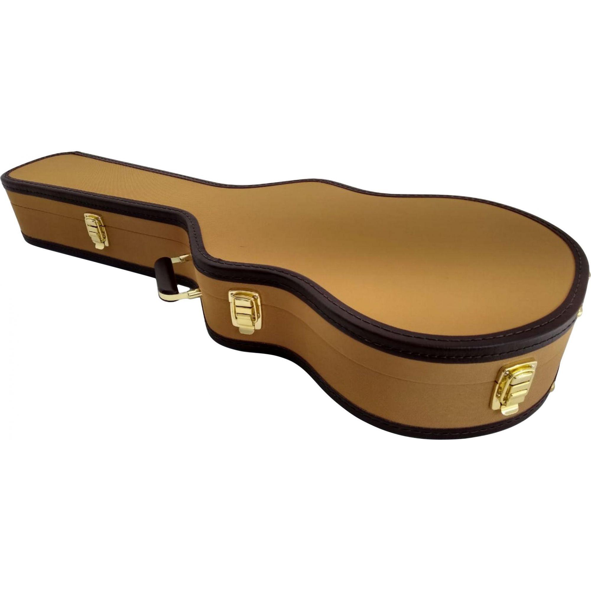 Case para Guitarra Les Paul Tweed