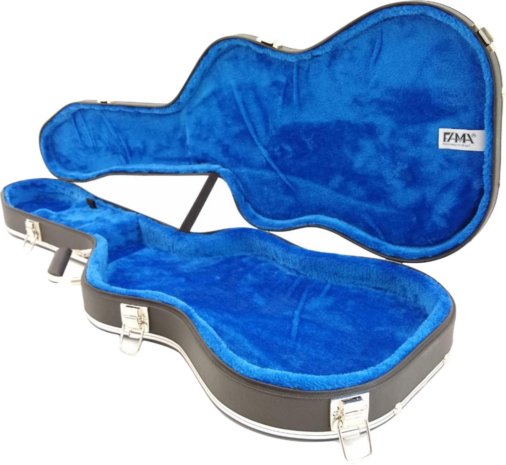 Case Para Guitarra Strato Fender Luxo