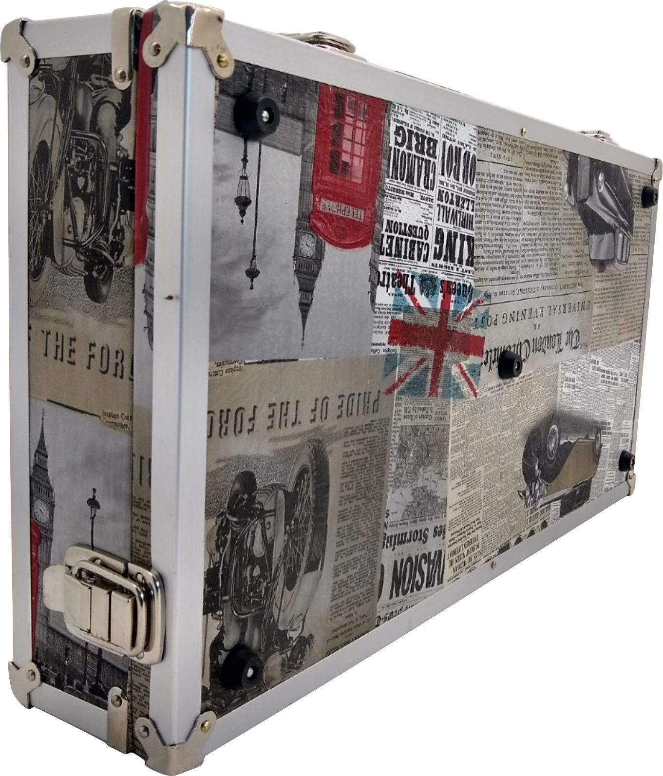 Case Para Pedaleira Boss Me80 Tema London