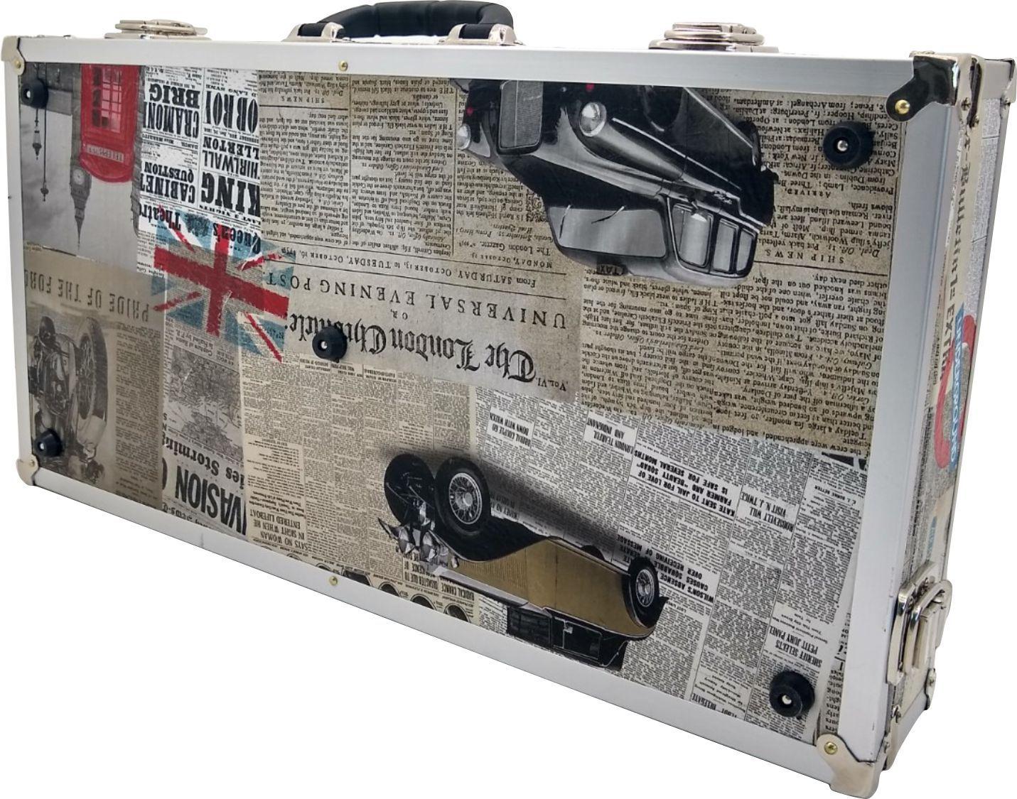 Case Para Pedaleira G5 Tema Inglaterra