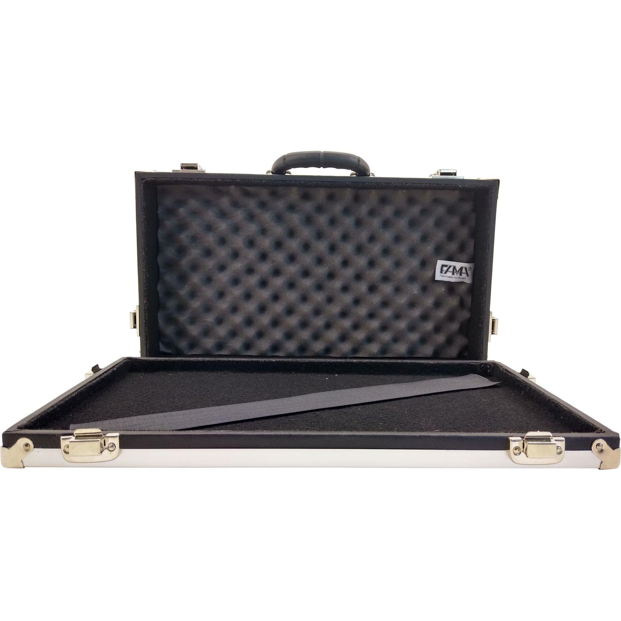 Case Para Pedaleira Zoom G9.2 Tt Super Luxo