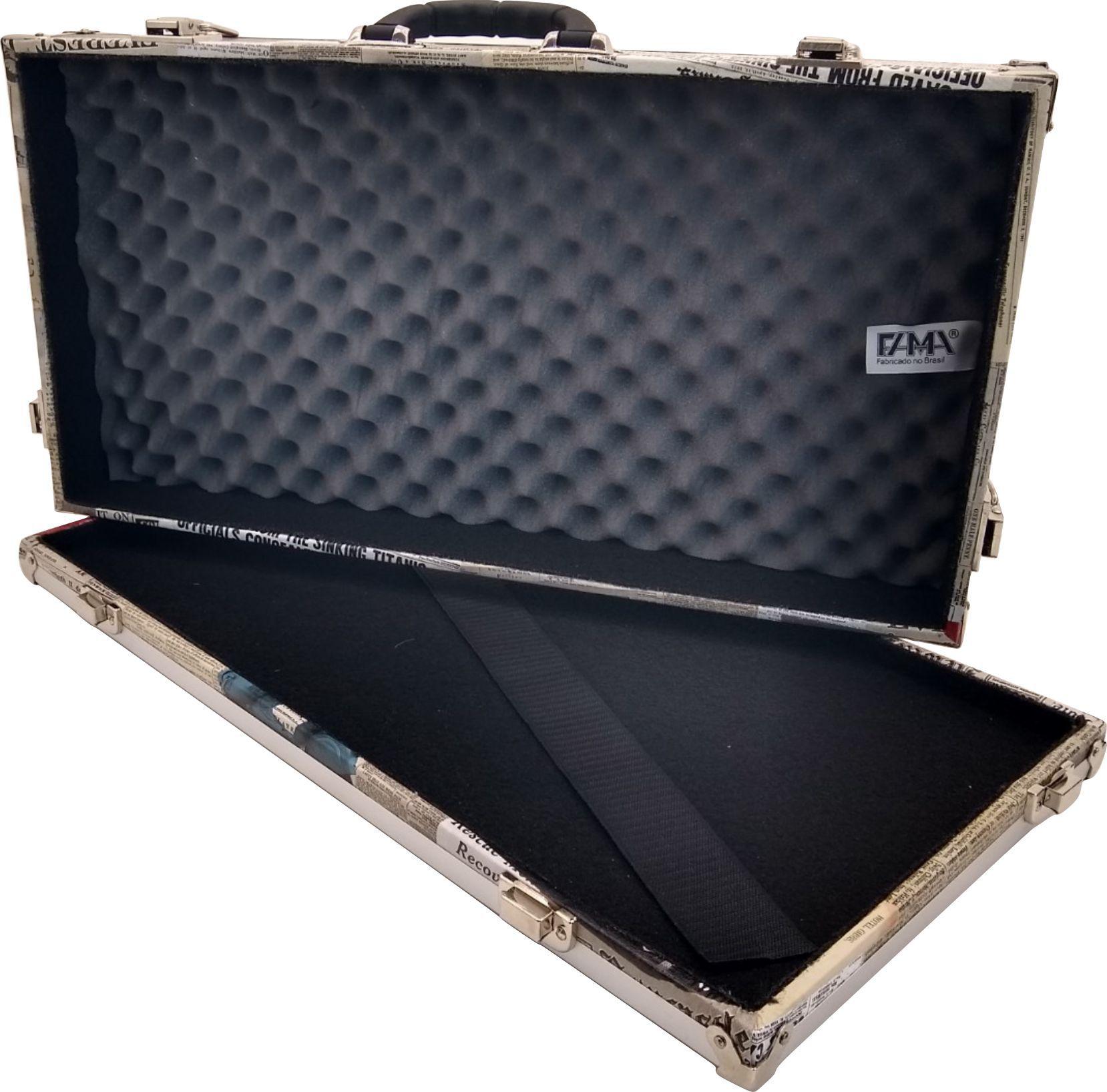Case Pedais Pedaleira Boss Line6 Gt10 Zoom London