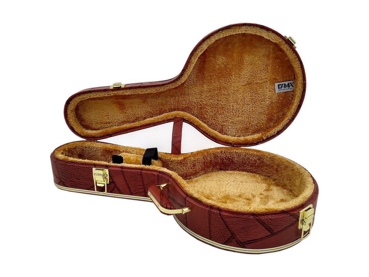 Case Térmico Para Banjo Vermelho Fama