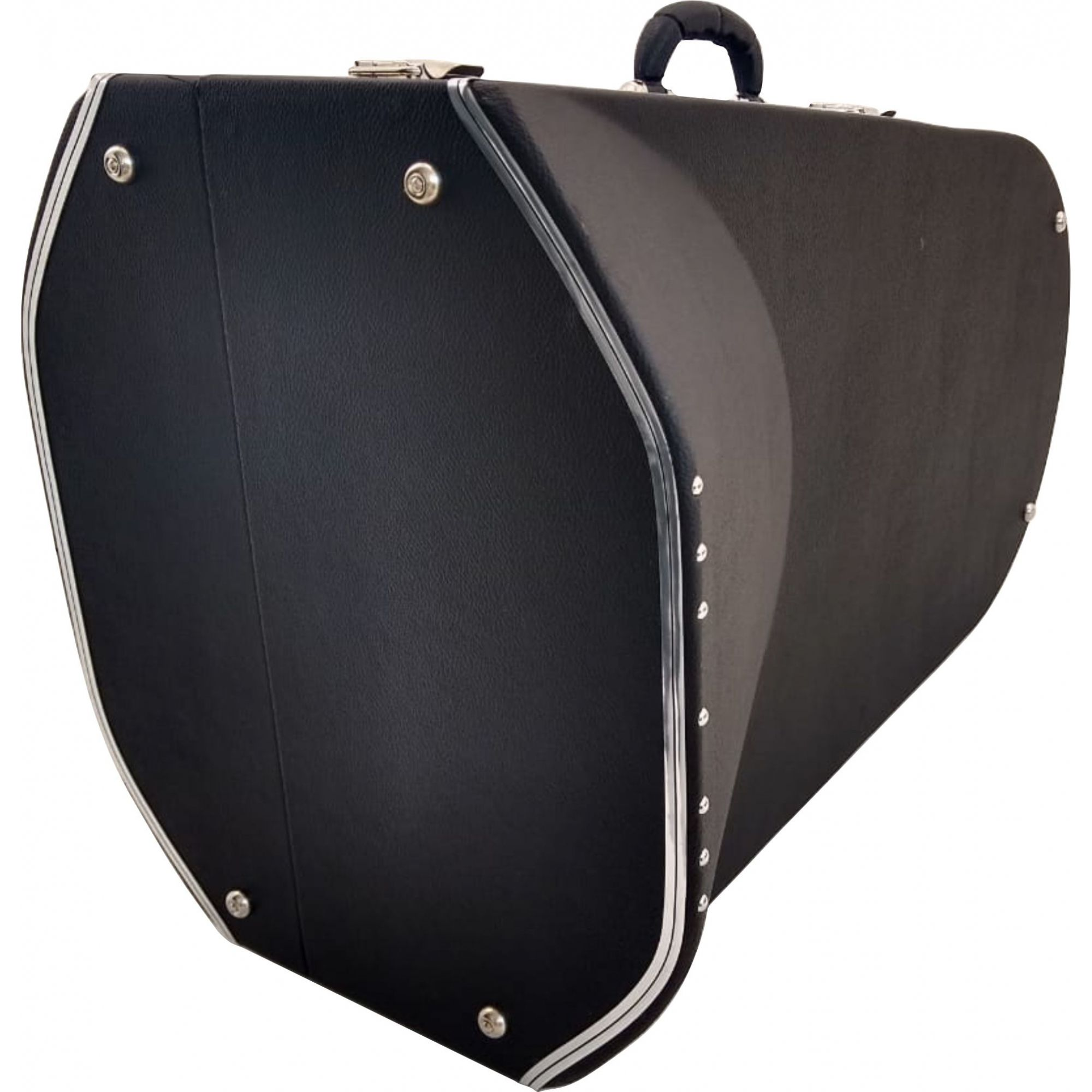 Estojo Case Para Bombardino (Euphonium) Luxo
