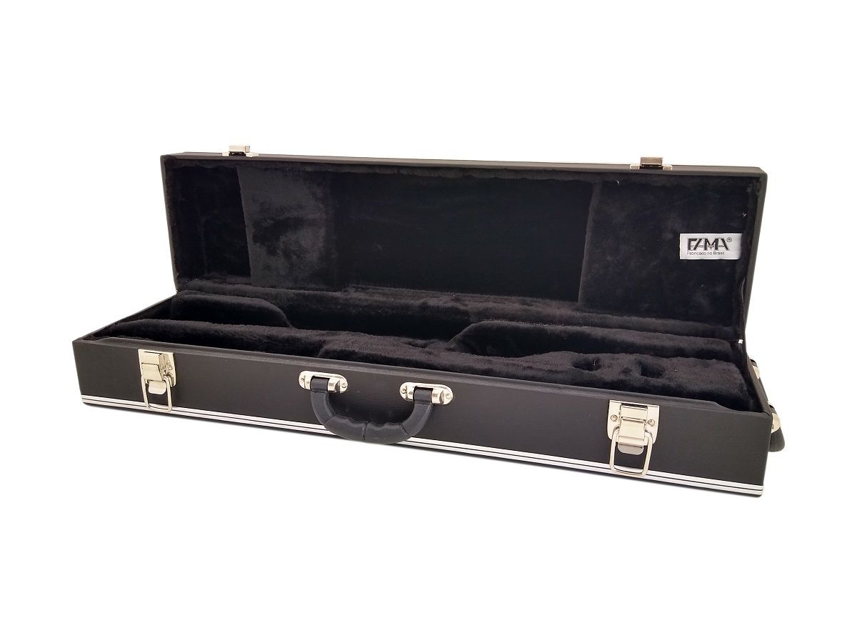 Estojo Case Para Sax Soprano Reto Luxo