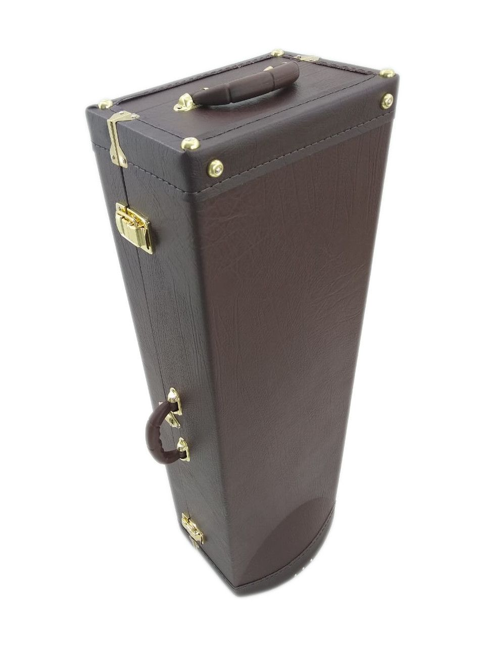 Estojo Case Para Trombone De Vara Com 1 Rotor Extra Luxo