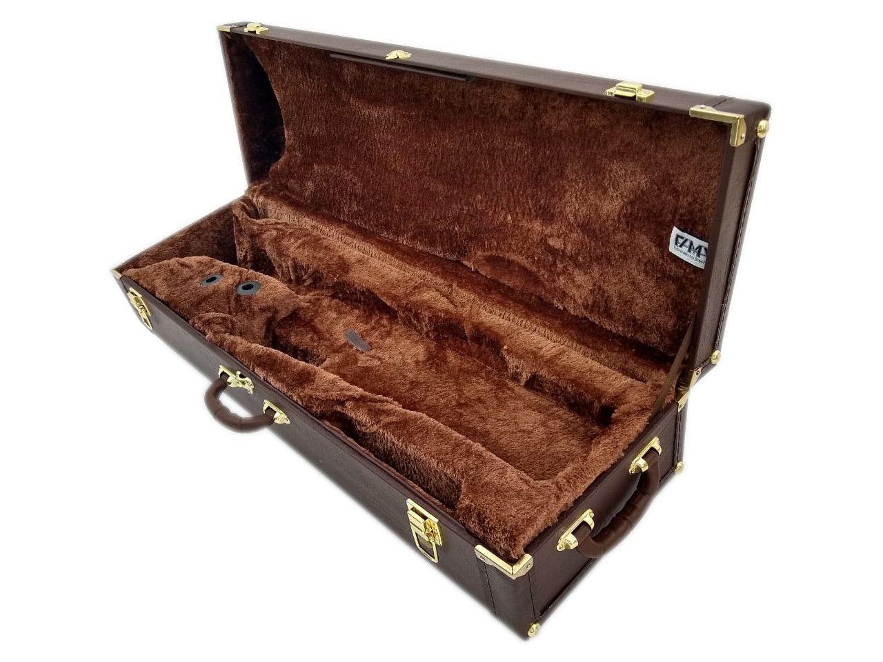 Estojo Case Para Trombone De Vara Extra Luxo