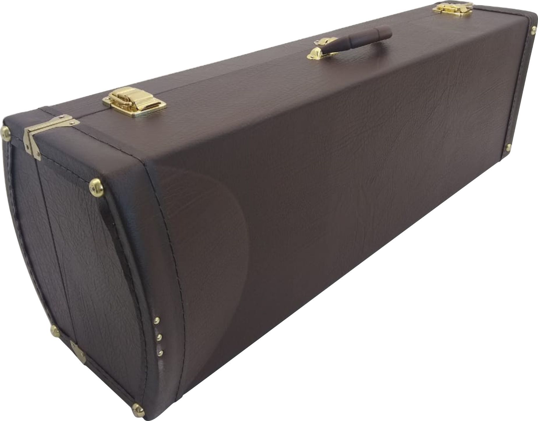 Estojo Case Para Trombone Médio Extra Luxo