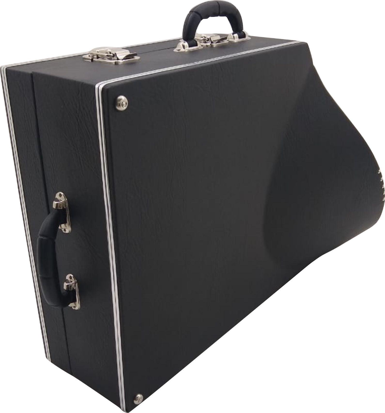 Estojo Case Para Trompa Luxo