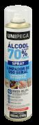 Álcool Spray 400ml 70%